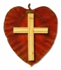 heart and cross