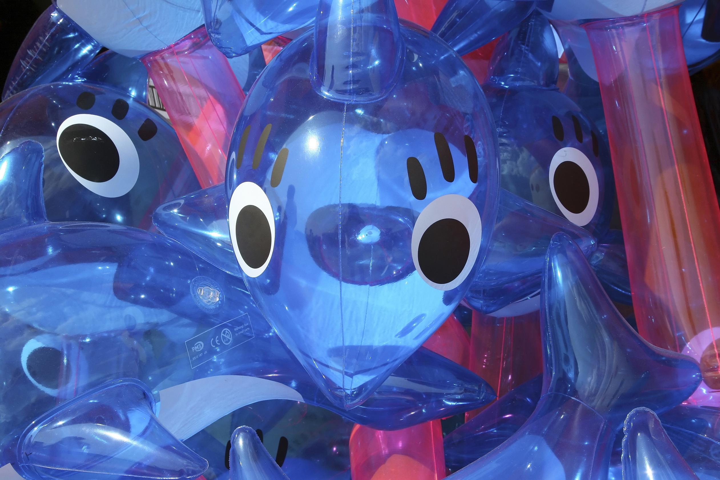 3D balloon image