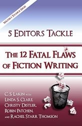 5 editors fiction writing