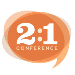 2 to 1 Conference logo