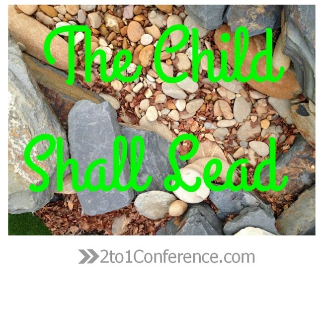 Rocks - The child Shall Lead