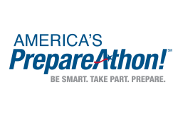 America's PrepareAthon be smart, take part, prepare