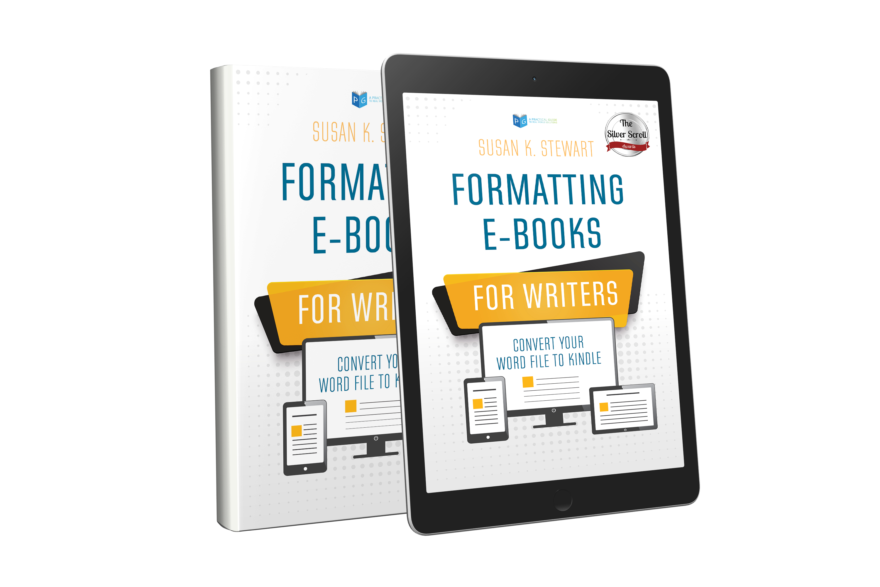 Formatting e-Books for Writers: Convert Your Word File to Kindle (PDF)