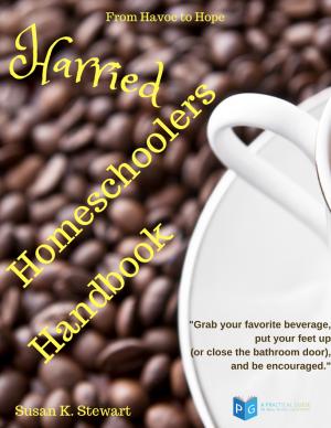 harried homeschoolers handbook cover