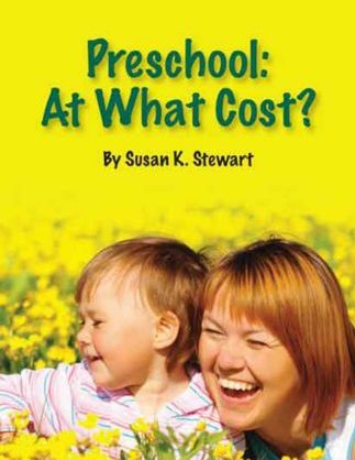 cover preschool child and mother