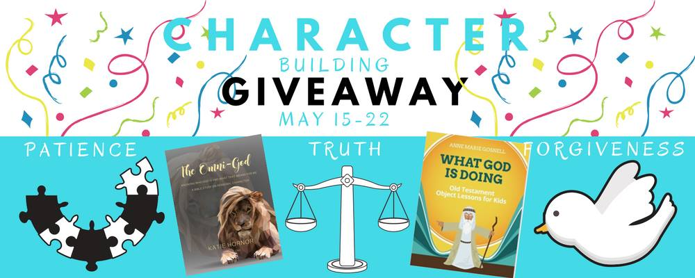 resources for character giveaway