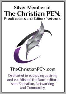 Christian PEN Silver Member logo